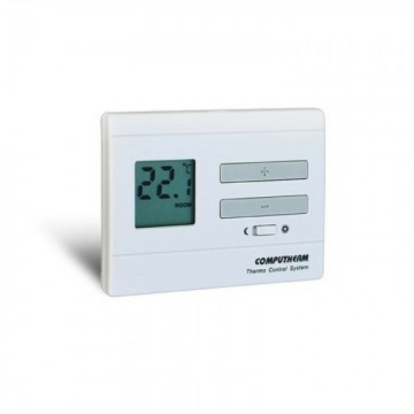Termostat ambiental neprogramabil cu fir Computherm Q3