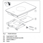 Pachet SMART - Centrala termica cu condensare Buderus Logamax plus GB072-24K V2 + Termostat Bosch CT 200 EasyControl alb