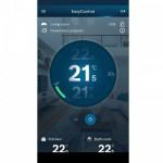 Termostat Bosch CT 200 EasyControl negru