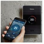 Termostat EasyControl Buderus TC 100+ 3 Capete termostatice wifi